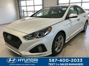 2018 Hyundai Sonata SPORT FWD - LEATHER ACCENTS, EXT. WARRANTY