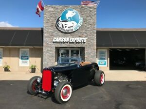 1932 Ford Roadster WOW BEAUTIFUL 1932 FORD ROADSTER!