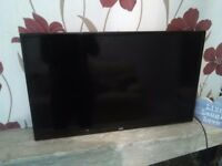 Beautiful hd ready led backlit 32 inch jvc television
