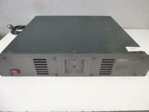 Ashly Power Amplifier - We Buy & Sell Pro Audio Equipment at Cash Pawn! 17244 - AL46409