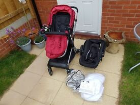 Mother cade roam travel system