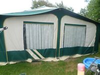 pennine pullman trailer tent