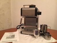 Cooks professional espresso machine + EXTRAS