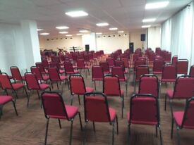 350 SEATER D1/D2, F1/F2 HALL TO LET IN ERITH DA8 - FOR MULTIPURPOSE USAGE