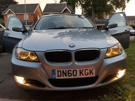 BMW 320D 2010 FACELIFT EFFICIENT DYNAMICS LIMITED EDITION 75MPG £20 ROAD TAX OPEN TO OFFERS