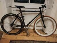 Single speed bike in Bristol
