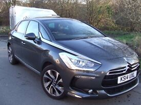 2014 Citroen DS5 2.0 HDI DSTYLE 5DR Manual