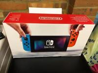 Nintendo Switch ( Brand New )