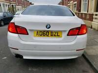 BMW 520D 5 SERIES FULL BMW SERVICE HISTORY PX SWAP why