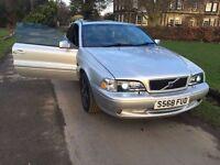 1998 Volvo C70 T5 GT 2.3HPT Manual 290BHP beast. 12 Months MOT. Sports Cat.