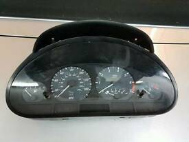 BMW E46 3 series instrument cluster