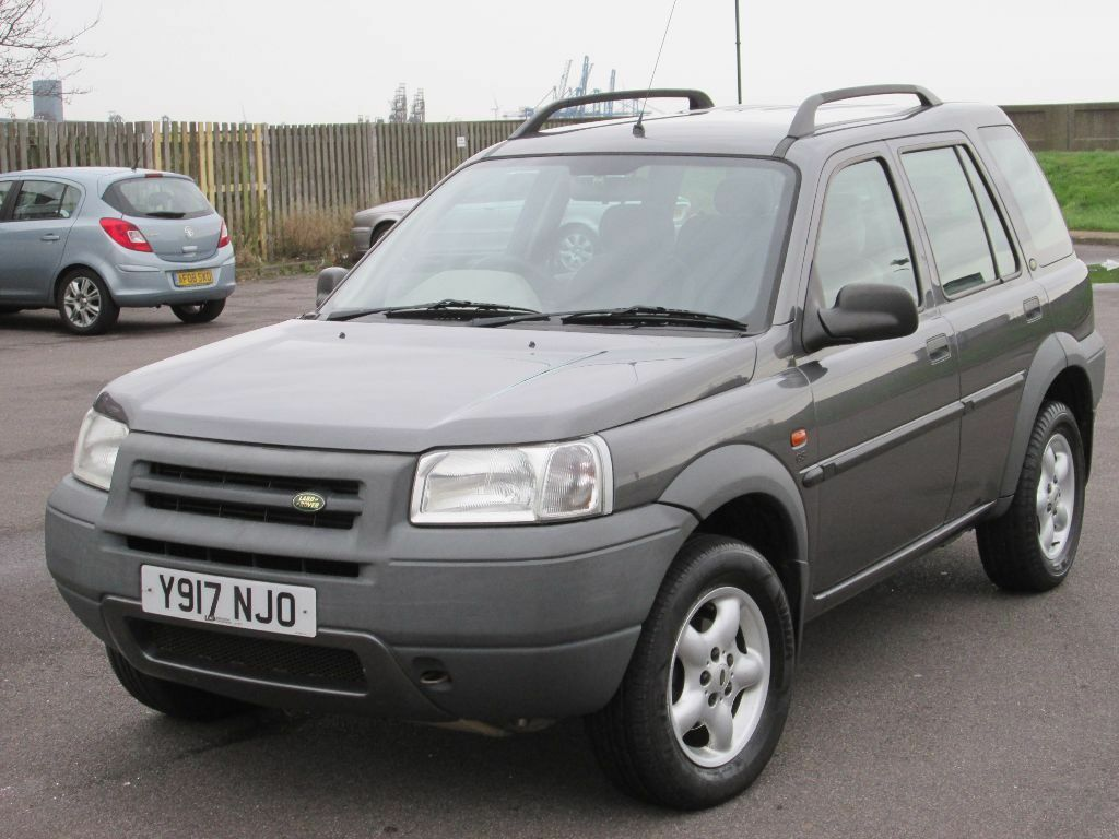 2001 y reg land rover freelander 2 0 td4 gs 5dr in. Black Bedroom Furniture Sets. Home Design Ideas