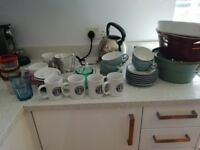 Costa Mugs, Denby cups and other kitchen stuff