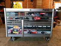 Snap on toolbox KRL 722 McLaren