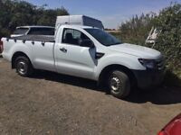2015 FORD RANGER XL 4x2 TDCI SINGLE CAB 6 SPEED TRUCK LOVEY DRIVER NEW COVER DRIVES LIKE NEW ANYTRIA