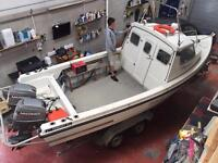 Orkney 21 day angler