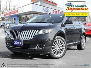2011 Lincoln MKX -