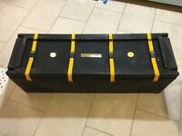 "**Hardcase HH52W - 52"" drum hardware/traps case with 4 wheels **"