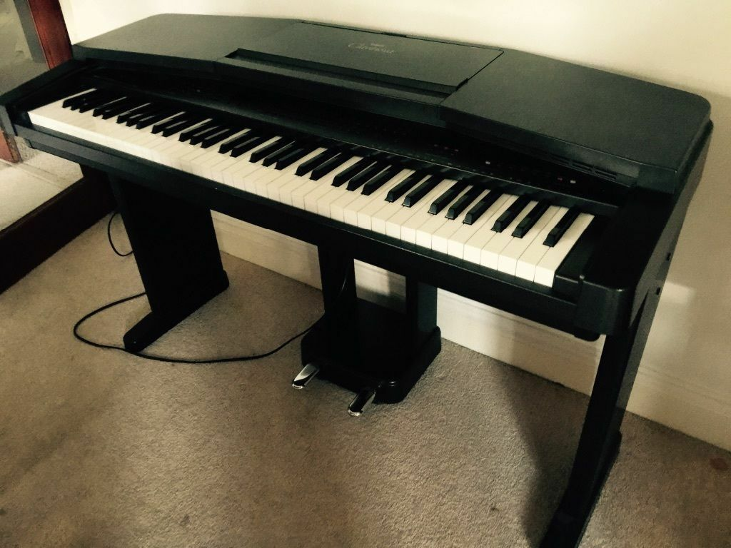 Yamaha clavinova cvp20 digital piano in kesgrave for Used yamaha clavinova cvp for sale