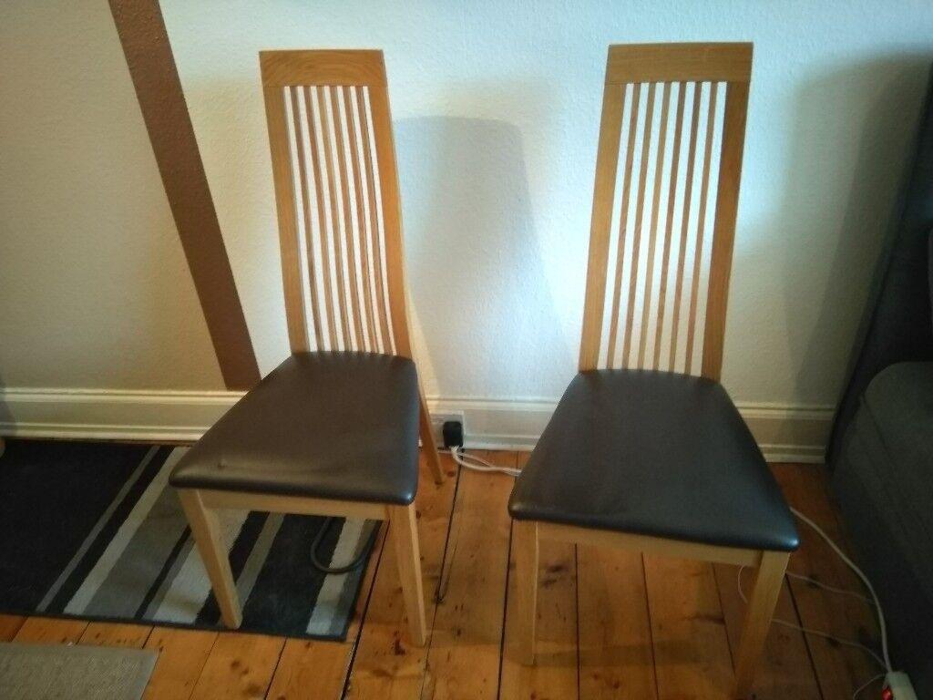 slat back chairs. 4 Wexford Slat-Back Dining Chairs Slat Back