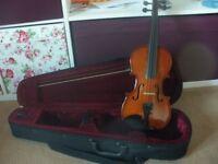 Alfred Stingl 1/2 size violin for sale