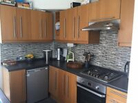 Electric Fan Oven, Gas hob and extractor hood for sale
