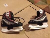 Adult size 40 ice skate