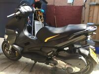 Gilera st125 63 plate for quick sale
