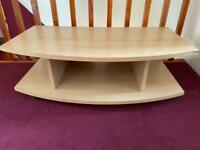 TV Unit, Coffee Table, free local delivery available