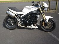 2006 Triumph Speed Triple 1050 PX and delivery possible