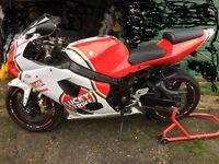 Suzuki GSXR 1000 K3, not Yamaha, not Honda, not Kawasaki 2003 great condition