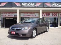 2011 Honda Civic DX-G AUT0MATIC A/C CRUISE CONTROL ONLY 53K