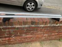Vauxhall mokka roof bars