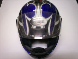 Motorbike Helmet,Pair of Boots & 2 x Pair of gloves for sale