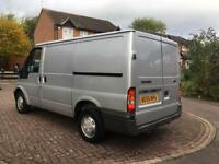 2006 Ford Transit Executive Silver