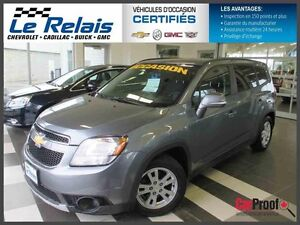 2014 Chevrolet ORLANDO LT 7 PASSAGERS TOUTE EQUIPEE