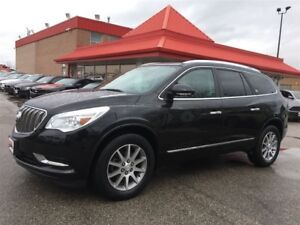 2014 Buick Enclave Leather AWD Nav Vista Roof