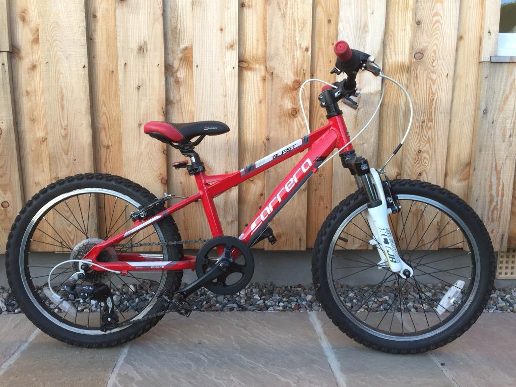 "Boys 20"" Carrera Blast bike"