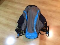 Advance Axess 3 Paragliding Harness with Reserve Parachute - Amazing Condition