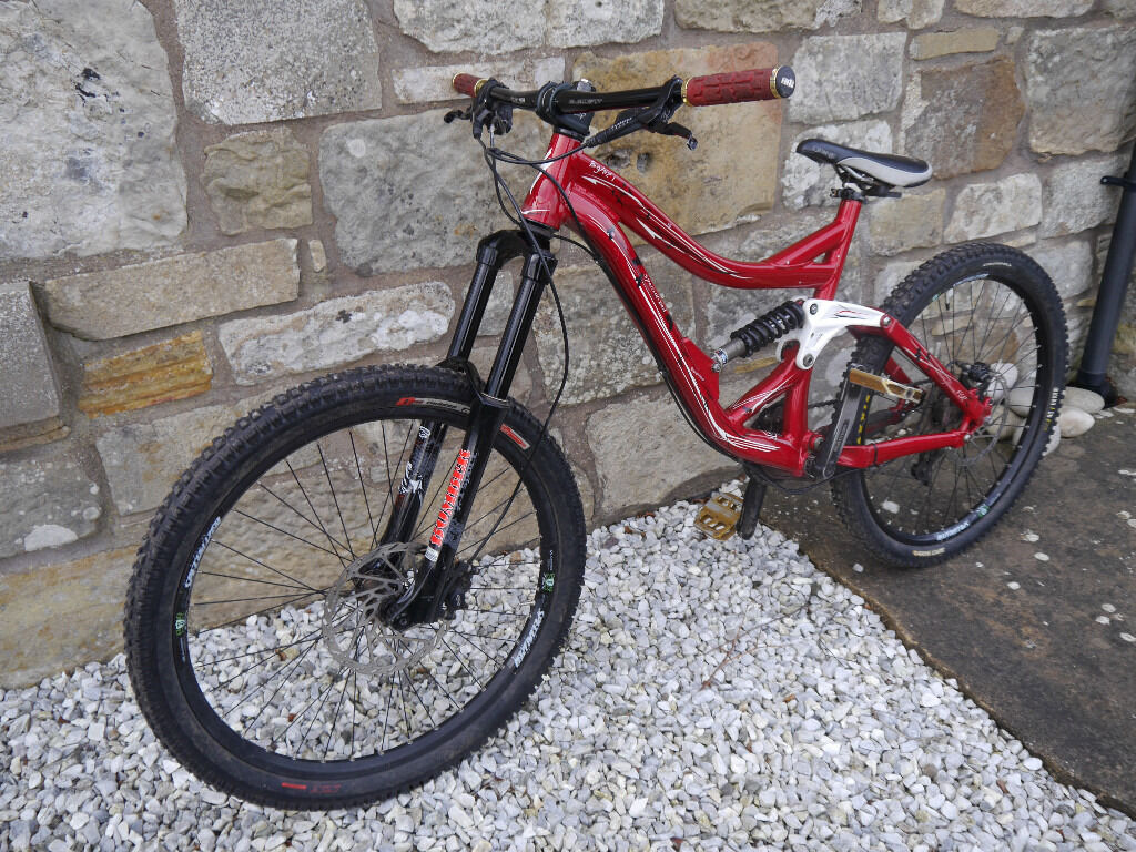 Specialized Big Hit Mountain Bike In Cupar Fife Gumtree