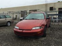 1998 Chevrolet Cavalier - You're Approved!