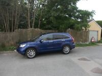 HONDA CR-V EX I DTC 2011 IN MET BLUE £4995 NEW M.O.T