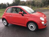 FIAT 500 LOUNGE 2012 ***ONLY 36000 MILES *** MOT OCTOBER 2018***