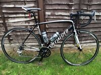 Specialized Allez 2013 - 56cm- Carbon Fork - Great condition very smooth ride
