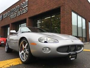 2001 Jaguar XK XKR Supercharged Silverstone edition