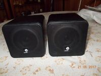 4inch Bookcase speakers