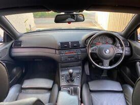 2004 BMW 330ci MSport