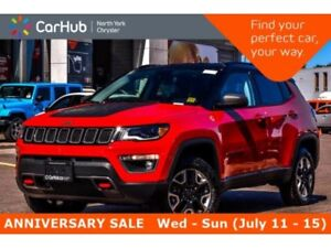 2018 Jeep Compass New Car Trailhawk 4x4|ColdWthr.,Safety&Sec.,Ad