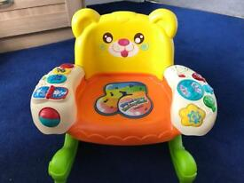 VTech play and learn rocking chair