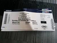 1 J.Cole Leeds concert tickets